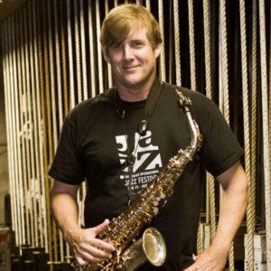 Rick Keller, Saxophone